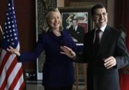 Hillary Clinton en famille au Maroc