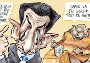 Les Burkinabè votent Hollande