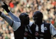 Ba et Cissé, les joyaux sénégalais de Newcastle