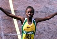 Tegla Loroupe, la Kényane qui court contre les préjugés