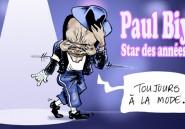 Cameroun: les paillettes de Papy Popaul
