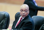 Zuma en mauvaise posture 