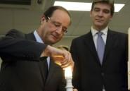 François Hollande, président VRP à Alger