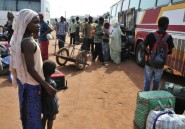 Les dplacs maliens se cherchent un chemin