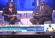 Pourquoi le débat présidentiel kényan a fait un carton