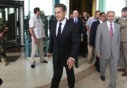 Mais que va chercher Nicolas Sarkozy à Tripoli?