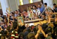 Le douloureux chemin de croix des coptes d'Egypte