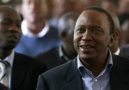 Kenyatta, inculp pour crimes contre l&#039;humanit, devient prsident