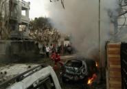 L'ambassade de France à Tripoli cible d'un attentat à la voiture piégée