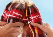 Mohamed n'aura donc pas son prénom sur les bouteilles de Coca