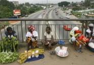 Abidjan chasse ses mendiants