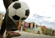 Jouer au foot peut faire des étincelles
