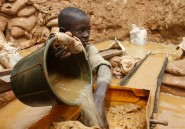 Les mineurs d'or tanzaniens ont huit ans