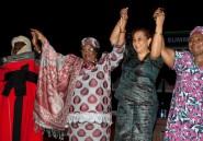 La présidente du Malawi en fait peut-être un peu trop
