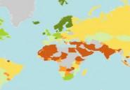 Egalité homme-femme: le Maghreb mal classé
