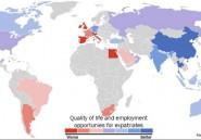 L'Egypte, le pire pays pour les expatriés?