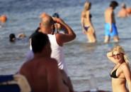 Egypte: des webcams sur les bords de la mer rouge