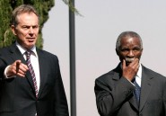 Tony Blair a-t-il voulu faire tomber Mugabe?