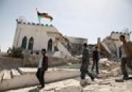 Un mausolée soufi de Tripoli, en Libye, visé par une bombe