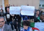 FSM : Sit-in devant l'ambassade d'Algérie à Tunis