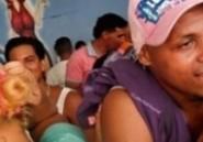 Des détenus inaugurent une discothèque dans une prison au Venezuela