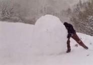 65 centimètres de neige un 1er avril à Moscou: record absolu