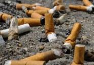 LUTTE CONTRE LE TABAC La campagne «éponge» lancée pour dissuader les fumeurs de continuer