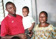 La petite Ashanti retrouvée à Bonabéri