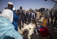 Le chameau offert à François Hollande au Mali aurait été mangé
