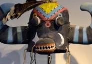 Une vente aux enchères de masques sacrés maintenue au grand dam d'une tribu