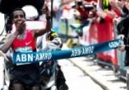 Marathon de Rotterdam : Regassa en solitaire