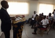 Bingerville : Sran aux portes de la mairie (L'Hebdo Ivoirien)