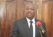 Audiences du Premier ministre :  Hamed Bakayoko échange avec Sarah Dennis et Bernard Vallat (Le Patriote)