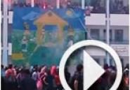 En vidéo : Les bacheliers fêtent le bac sport avec la Dakhla