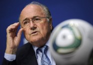 Sepp Blatter et la FIFA victimes de pirates syriens
