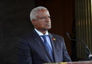 Le prsident de la transition Manuel Serifo Nhamadjo de retour en Guine-Bissau