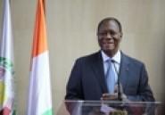 Alassane Ouattara à Monrovia pour le sommet des chefs d'Etat de l'Union du Fleuve Mano (APA)