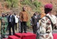 Le gouvernement organise le retour de 200 militaires pro-Gbagbo exilés au Togo, annonce le Président Ouattara à Man (Abidjan.net)