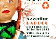 Exposition: &quot;COMPRESSION  Art Recup&quot; de lartiste Azzedine Baddou