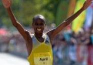 Athltisme : Lusapho April  simpose au Marathon de Hanovre