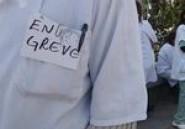 Grève pour crainte de prolifération d'épidémies à Majel Belabbes