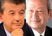 Tarak Ben Ammar et Naguib Sawiris s&#039;associent pour la producrtion de films et sries TV arabes