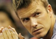 Football :  Clap de fin pour David Beckham