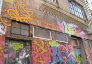 Art : Les «calligraffitis» du Tunisien El Seed font danser les murs de New York