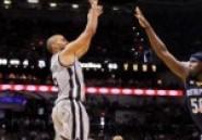 NBA : Parker dans le Top 20 des passeurs et marqueurs en play-offs