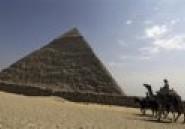 Hausse de la fréquentation touristique en Egypte début 2013