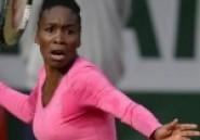 Roland-Garros : Venus Williams mord la poussière