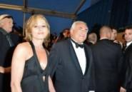 """Cannes : DSK sur le tapis rouge avec sa nouvelle campagne, la marocaine """"Myriem L'Aouffir"""""""