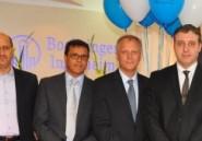Alger : ouverture d'un bureau scientifique du groupe pharmaceutique allemand BI