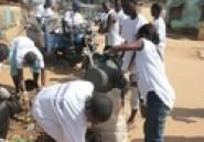 Journée mondiale de l'environnement / Université Nangui Abrogoua : Des étudiants plantent des arbres pour constituer une forêt (L'intelligent d'Abidjan)